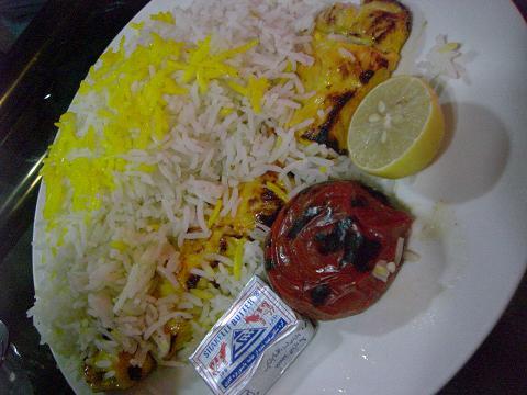 chikin kebabu