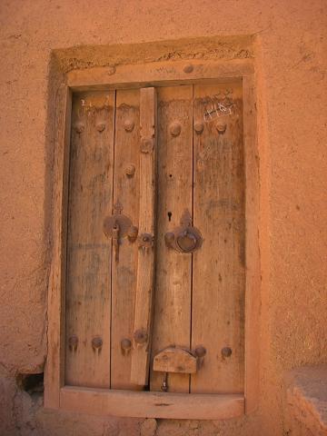 irannian door