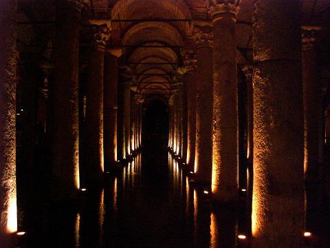 underground palece
