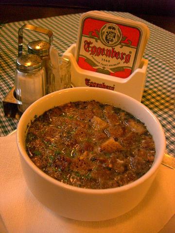 girlic soup