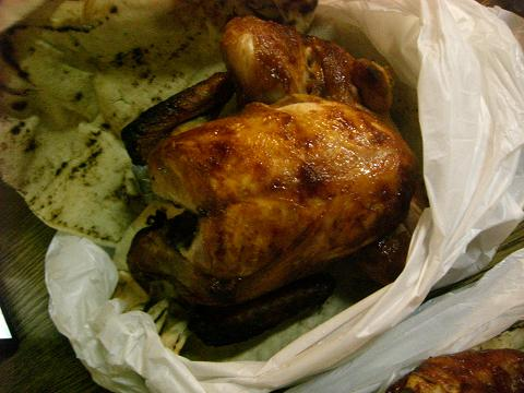 1 chiken