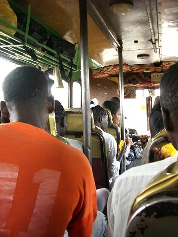 1 bus in Ethiopia