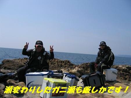 2009チヌ釣りいかが③