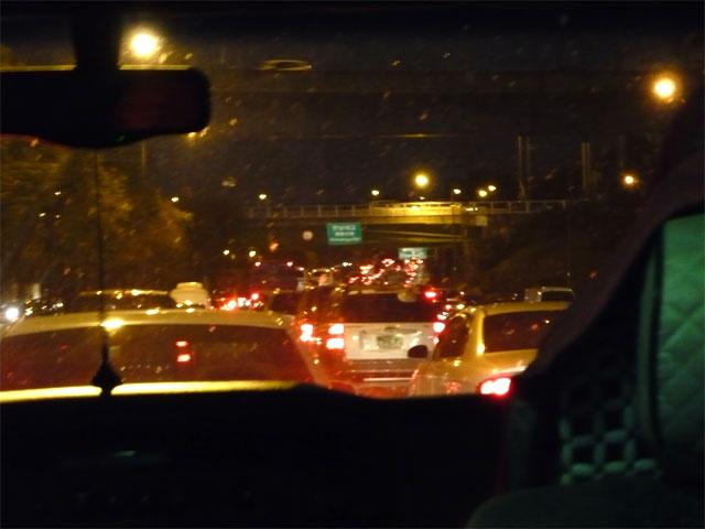 渋滞渋滞渋滞