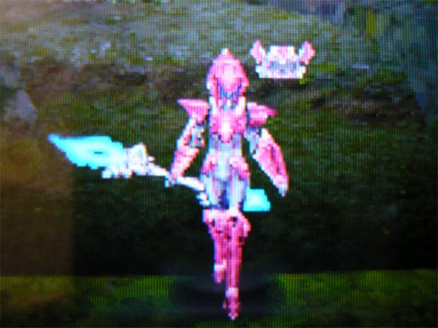 妖精の杖みたいですが、ダブルセイバーです。