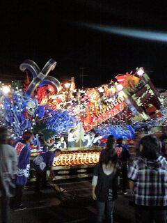 巽町組山車