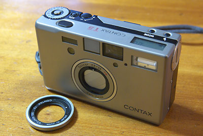 CONTAX(コンタックス) T3