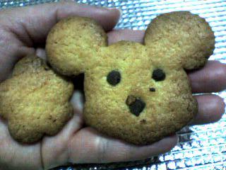 友クッキー中身
