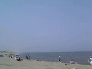 新潟県の小針浜「青山海岸」