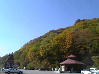 ミニ尾瀬公園駐車場