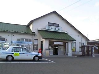 JR松島駅(東北本線)