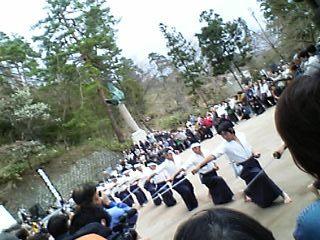 白虎隊剣舞