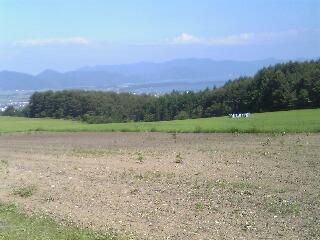 磐梯山牧場