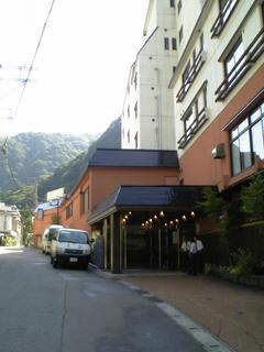 東山温泉「原瀧」