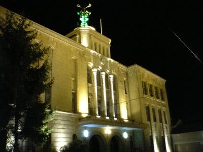 会津若松市役所 本庁舎