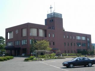 棚倉町の役場