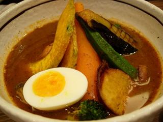 ブラザーズの野菜スープカレー