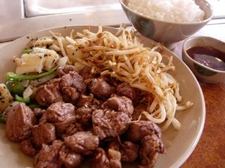 ステーキハウス朝日レストラン