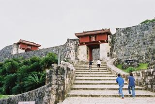 首里城(瑞泉門)