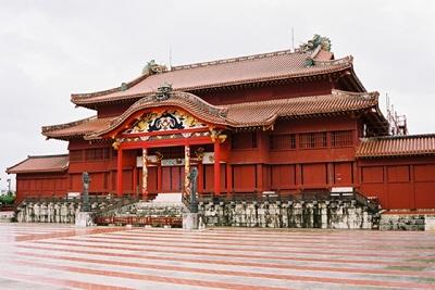 首里城(正殿)
