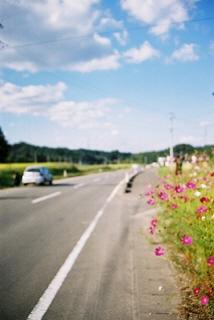 丸森町、大内佐野地区