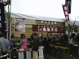 第13回日本そば博覧会@磐梯町