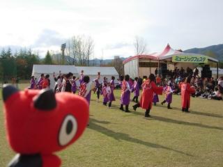 あかべぇと西会津ふるさと祭り