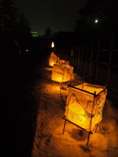 会津絵ろうそくまつりin2008