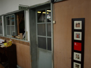 分校カフェのプチポラ写真展@里山のアトリエ坂本分校