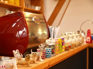 paani dog cafe (パアニドッグカフェ)