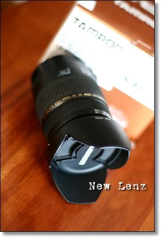 New Lens-TAMURON ZOOM