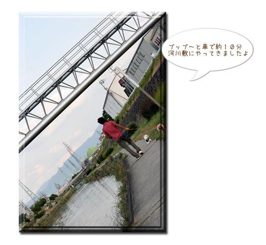泉大津河川敷