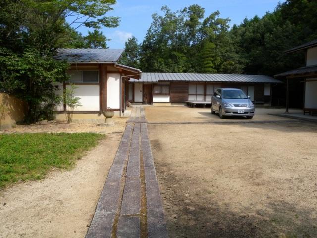 長炭の家1