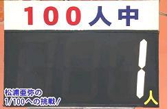 松浦亜弥さん専門ブログ 笑っていいとも 090702 テレホンショッキング11