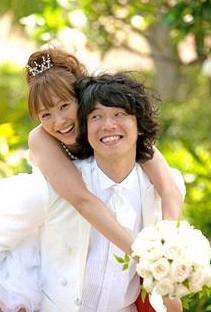 松浦亜弥さん専門ブログ 藤本美貴ブログより結婚式