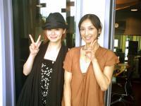 松浦亜弥さん専門ブログ TOKYO-FM 「Blue Ocean」