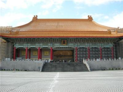 台北 台湾民主紀念館2