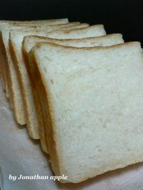 20081129紅玉酵母食パン
