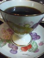 20081224Xmasコーヒー