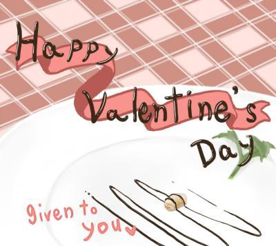 ヴァレンタイン豆