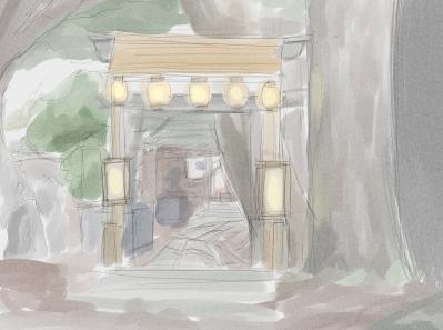 八坂神社の祭り行ってきた