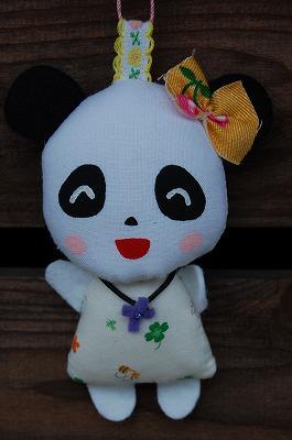 パンダちゃんマスコット