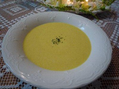 冷製スープ♪