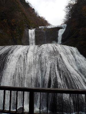 袋田の滝♪