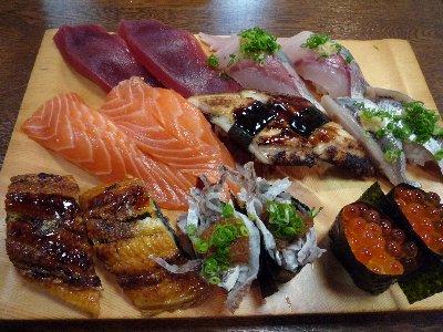 神戸のお寿司♪