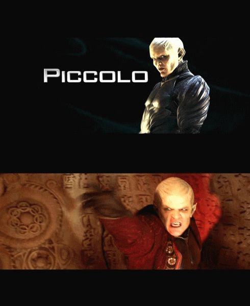 ハリウッド版ピッコロ・・・・