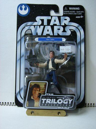 SW,TRILOGY Han Solo 1