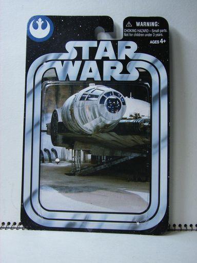 SW,TRILOGY Han Solo 3