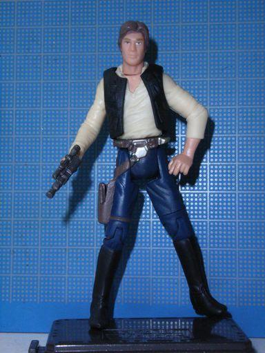 SW,TRILOGY Han Solo 4