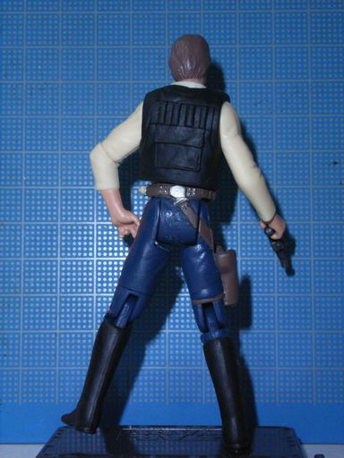 SW,TRILOGY Han Solo 5
